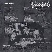 MEPHISTOPHELES Breaker